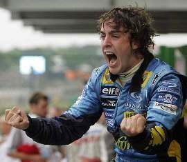 Alonso 2005 campeon del mundo