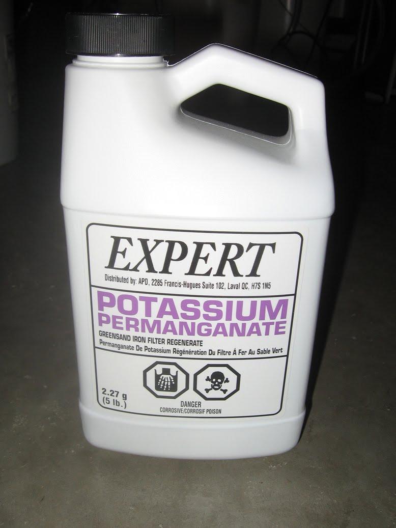 glucose assay titration potassium permanganate