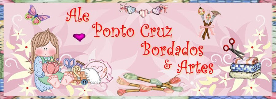....☆ Ale Ponto X - Graficos Ponto Cruz ☆....