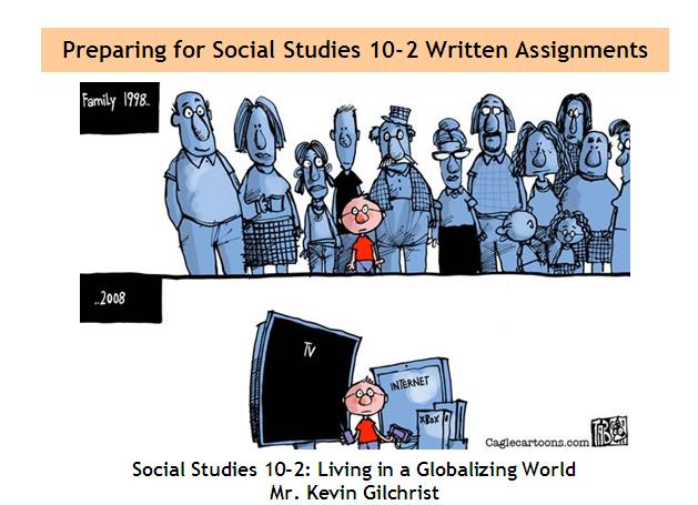 Mr. Gilchrist\'s Social Studies Blog: July 2010
