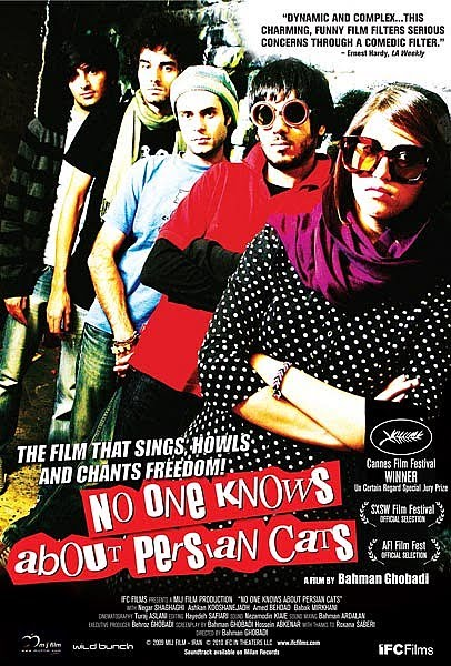 No one knows about persian cats persian musical movie 2010