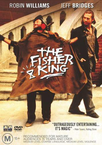 доктор кто король рыболов