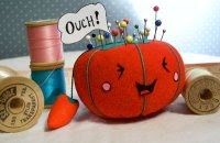 Check out my other blog, The Angry Pincushion!