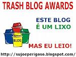 Prêmios do Blog Sujo e Perigoso