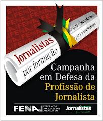 O BLOG DA REVISTA DO RÁDIO APOIA OS JORNALISTAS POR FORMAÇÃO