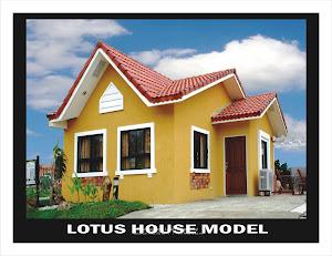 Lotus House Model
