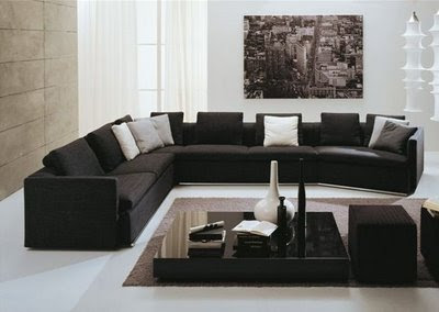 Living Room Modern Design on Interior Design  Luxury Interior Design Living Room With Modern Sofa