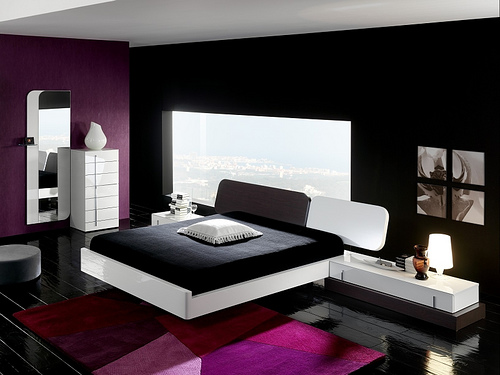 cool designs for a bedroom
