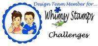 Whimsy Stamps Challenge DT