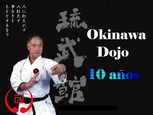 Okinawa Dojo 10 años