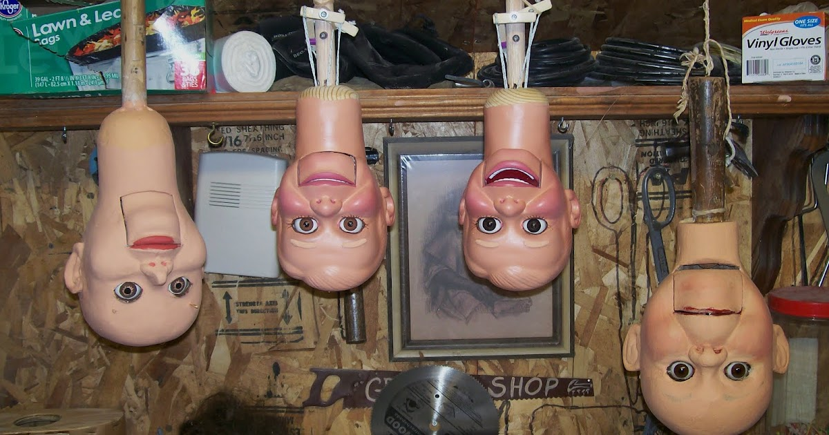 Mr. D's Daily Ventriloquist Journal: Shop Update