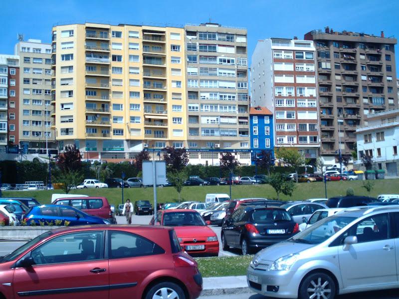 calle La Unión en Santander