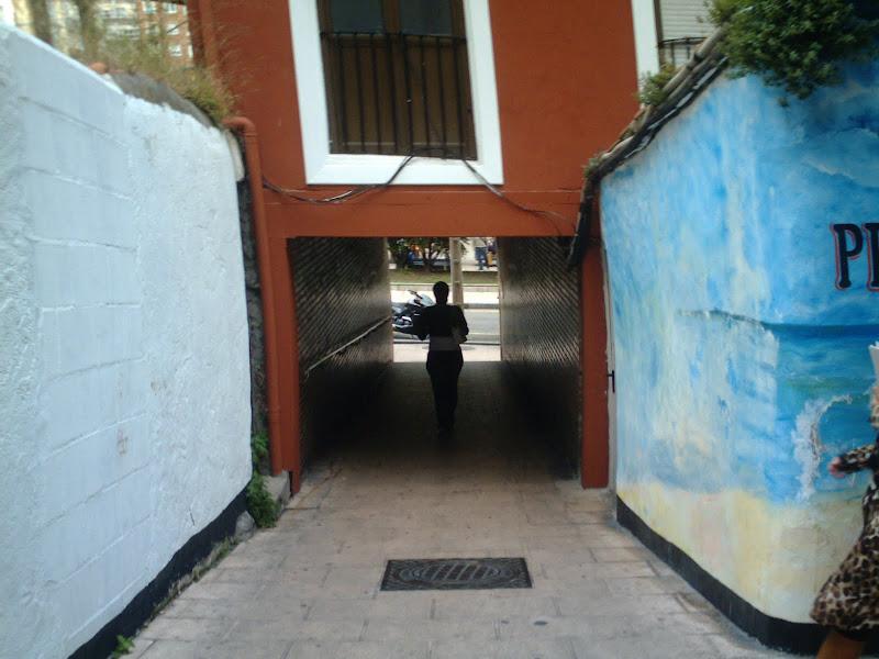 Pasadizo Calle Vargas en Santander