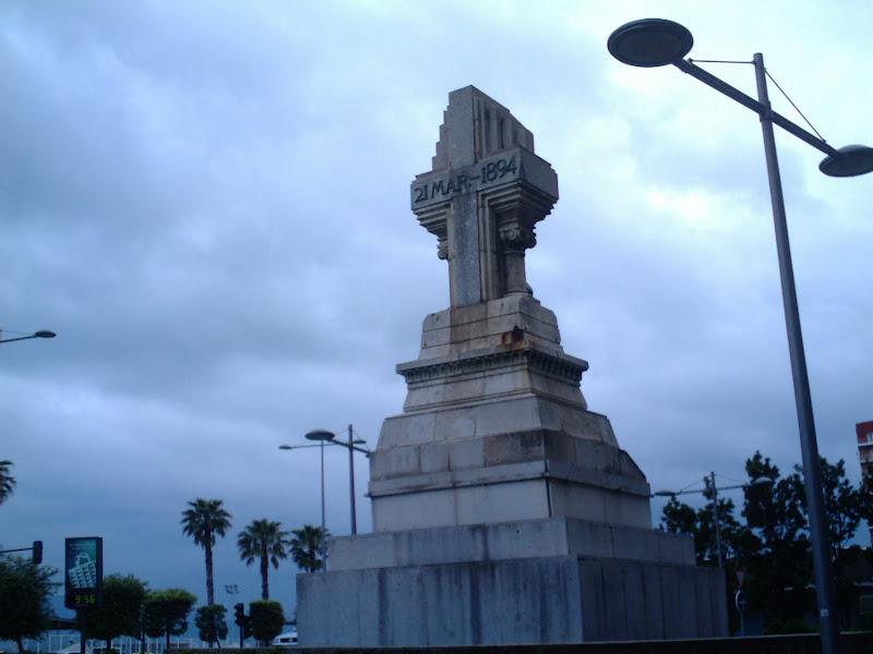 Monumento a las victimas del Cabo Machichaco