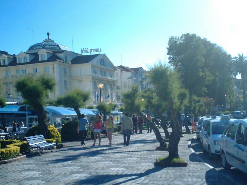 Plaza de Italia de Santander