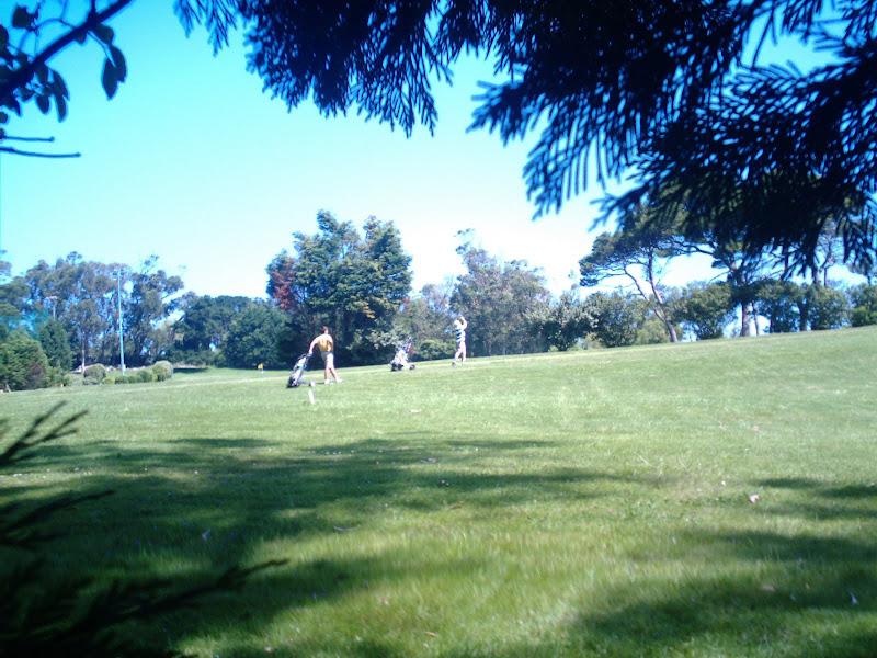 Parque de Mataleñas en Santander