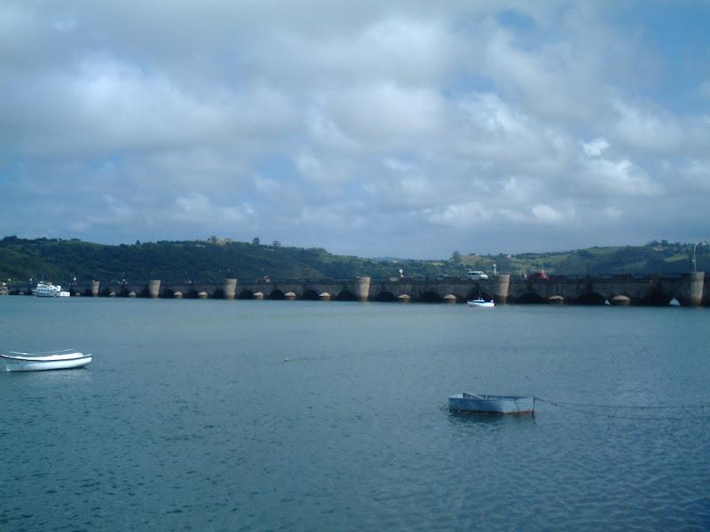 Puente de la Maza en San Vicente de la Barquera