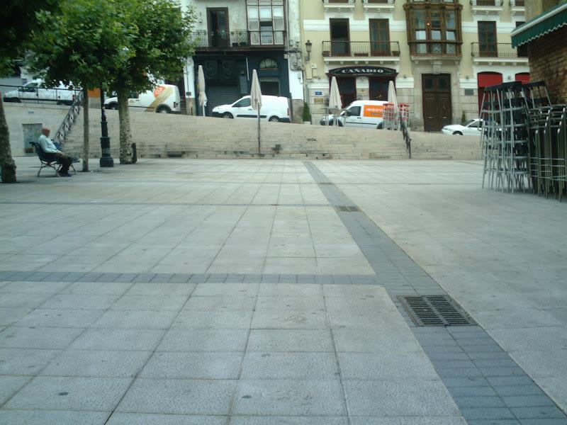 suelo Plaza de Cañadío en Santander