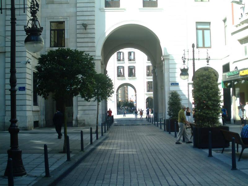 Plaza de Velarde o Plaza Porticada