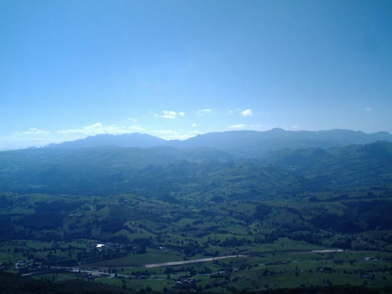 Vistas desde Peña Cabarga