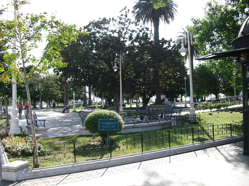 Jardines de Pereda en Santander