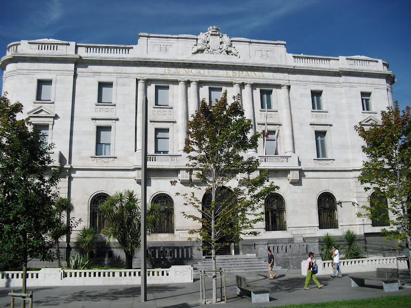 Banco de España en Santander