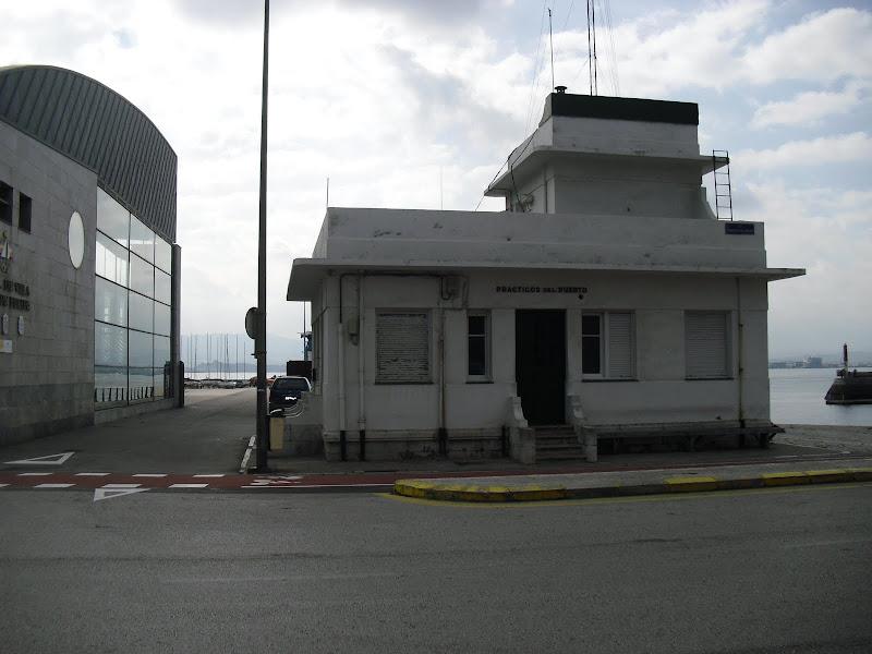 Caseta de los Prácticos del Puerto de Santander