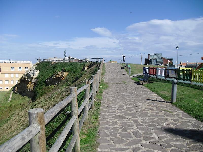 Paseo la Playa de los Locos