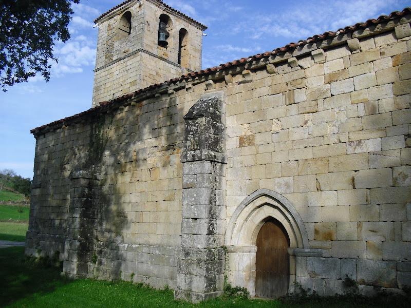 Iglesia de San Pantaleon en Lierganes