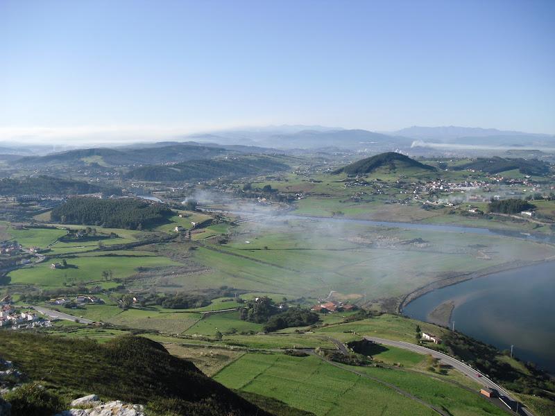 Monte La Picota en Liencres
