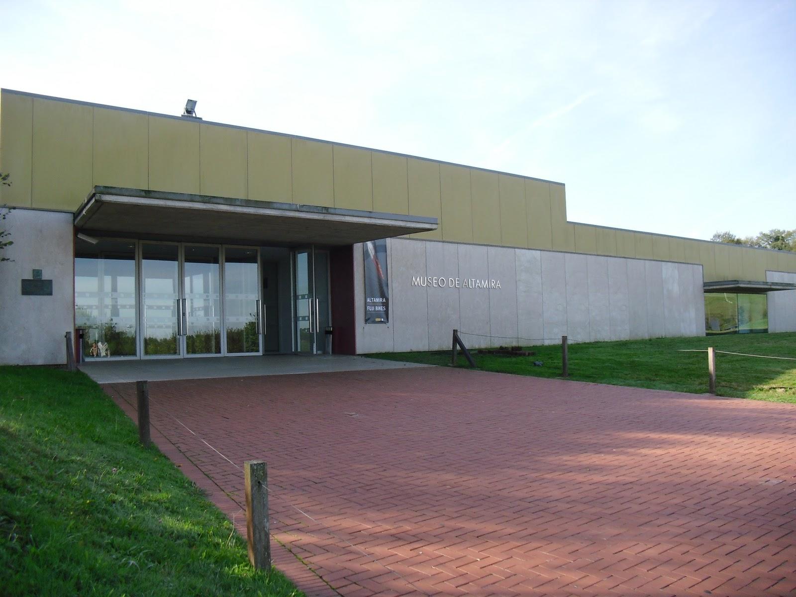 la ciudad habla: RECINTO DEL MUSEO CUEVA DE ALTAMIRA