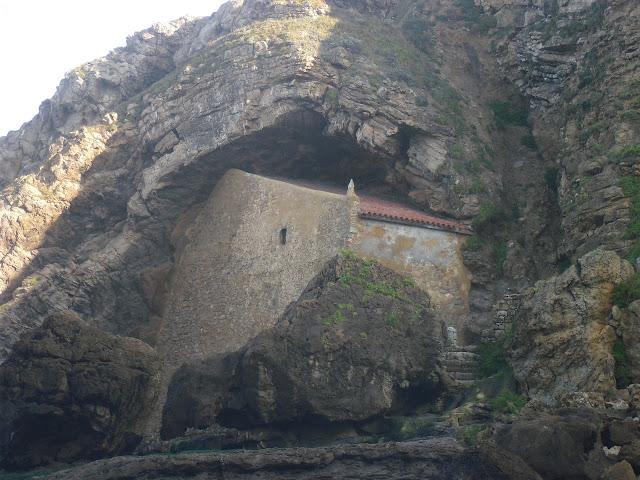 Ermita de Santa Justa en Ubiarco
