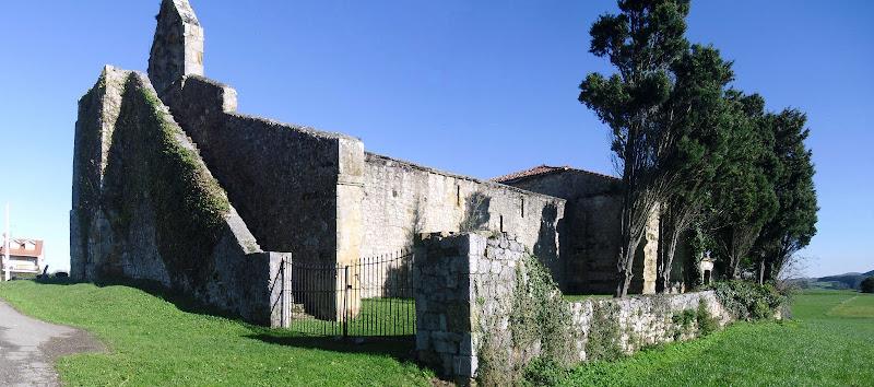Iglesia de San Felices de Mies en Cobreces