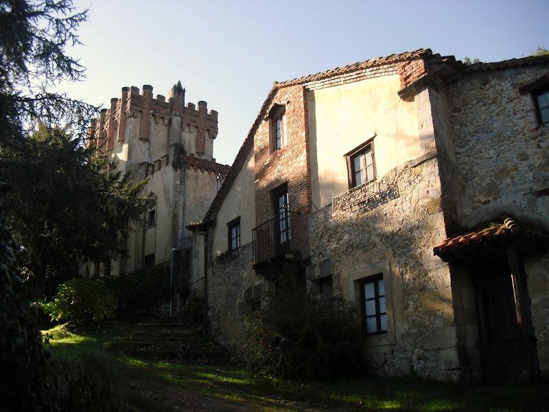 Torre Villegas en Cobreces
