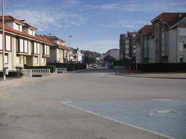 Calles de Somo