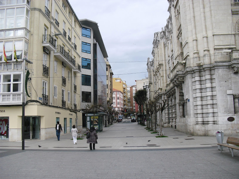 Plaza del Ayuntamiento de Santander