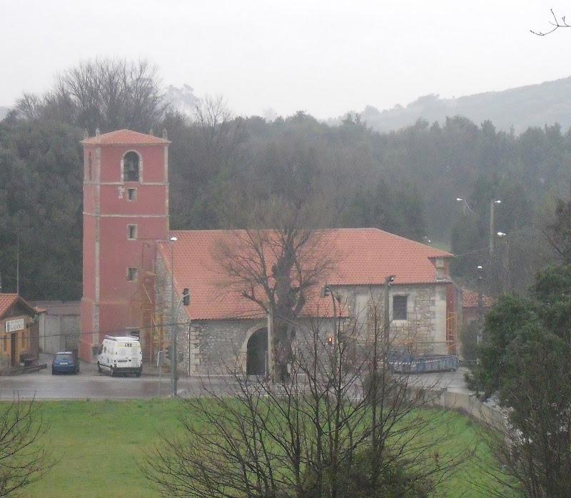 Iglesia de San Martin en Gajano