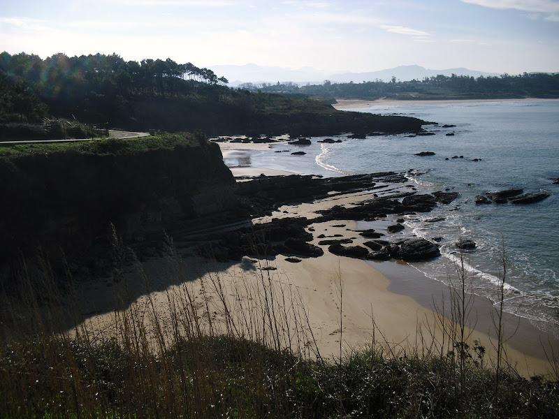 Playa de los Tranquilos en Loredo