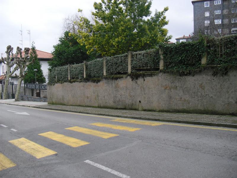 Avenida de Antonio Maura en Santander