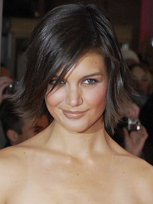 Modern Hairstyles from Katie Holmes