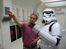 Simon Directs Star Wars at the 30th Anniversary of Star Wars Exhibition