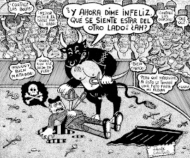LA VENGANZA DEL TORO