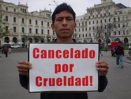 EXIJAMOS EL CIERRE DE ACHO!!