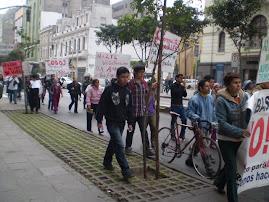 LA CAMINATA DEL 30 DE AGOSTO 2010