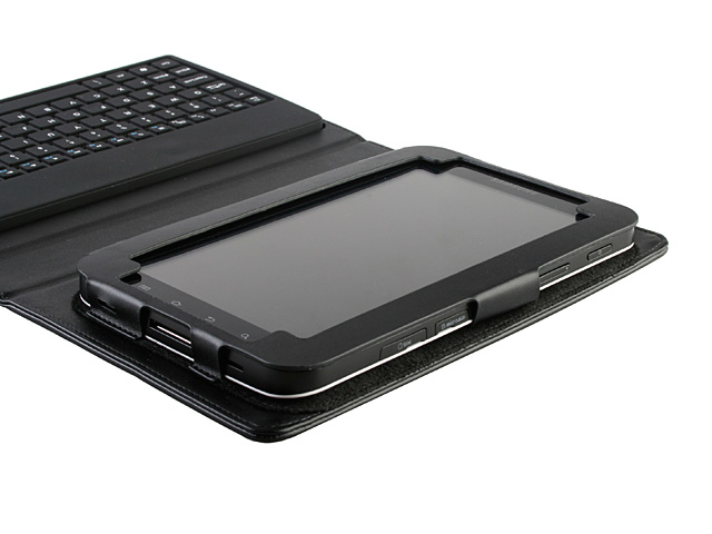 sumdex stand case with bluetooth wireless keyboard for ipad 2
