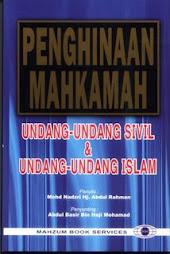 PENGHINAAN MAHKAMAH