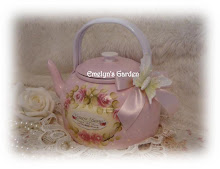 FOR SALE - Handpainted Kettle