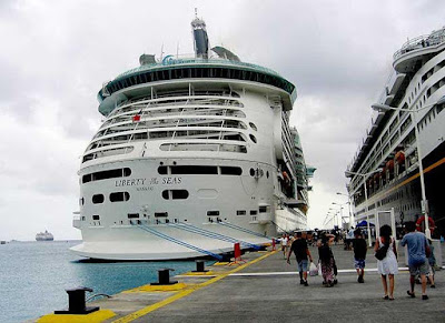 Liberty of the Seas - Royal Caribbean cruise ship
