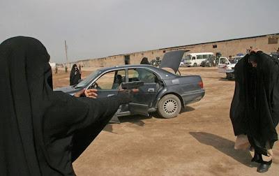 Iraq female police