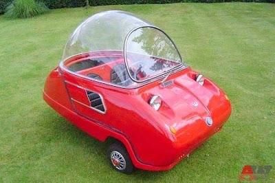 Strange car designs